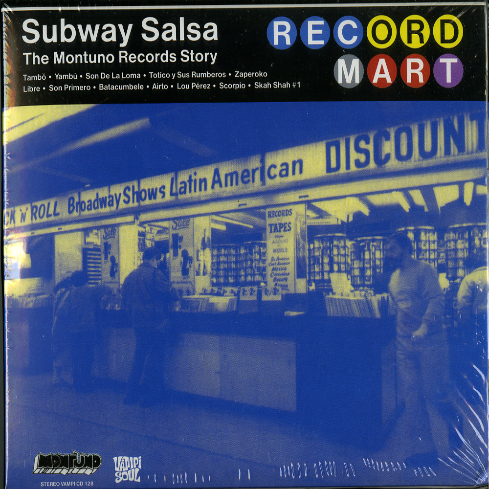 Various Artists - SUBWAY SALSA - THE MONTUNO RECORDS STORY