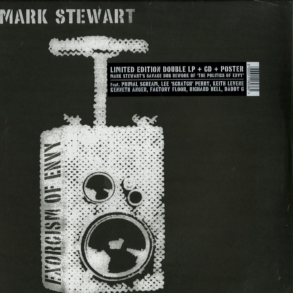 Mark Stewart - EXORCISM OF ENVY