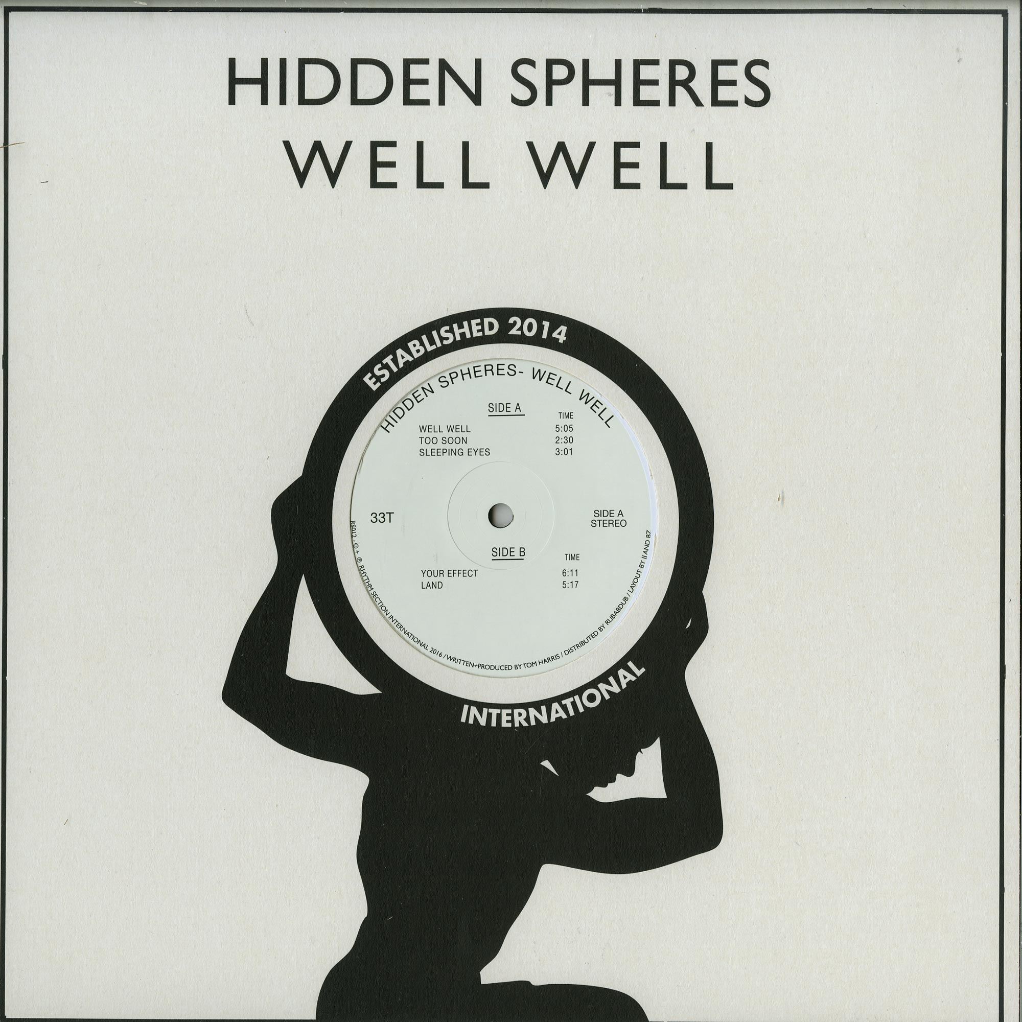 Hidden Spheres - WELL WELL