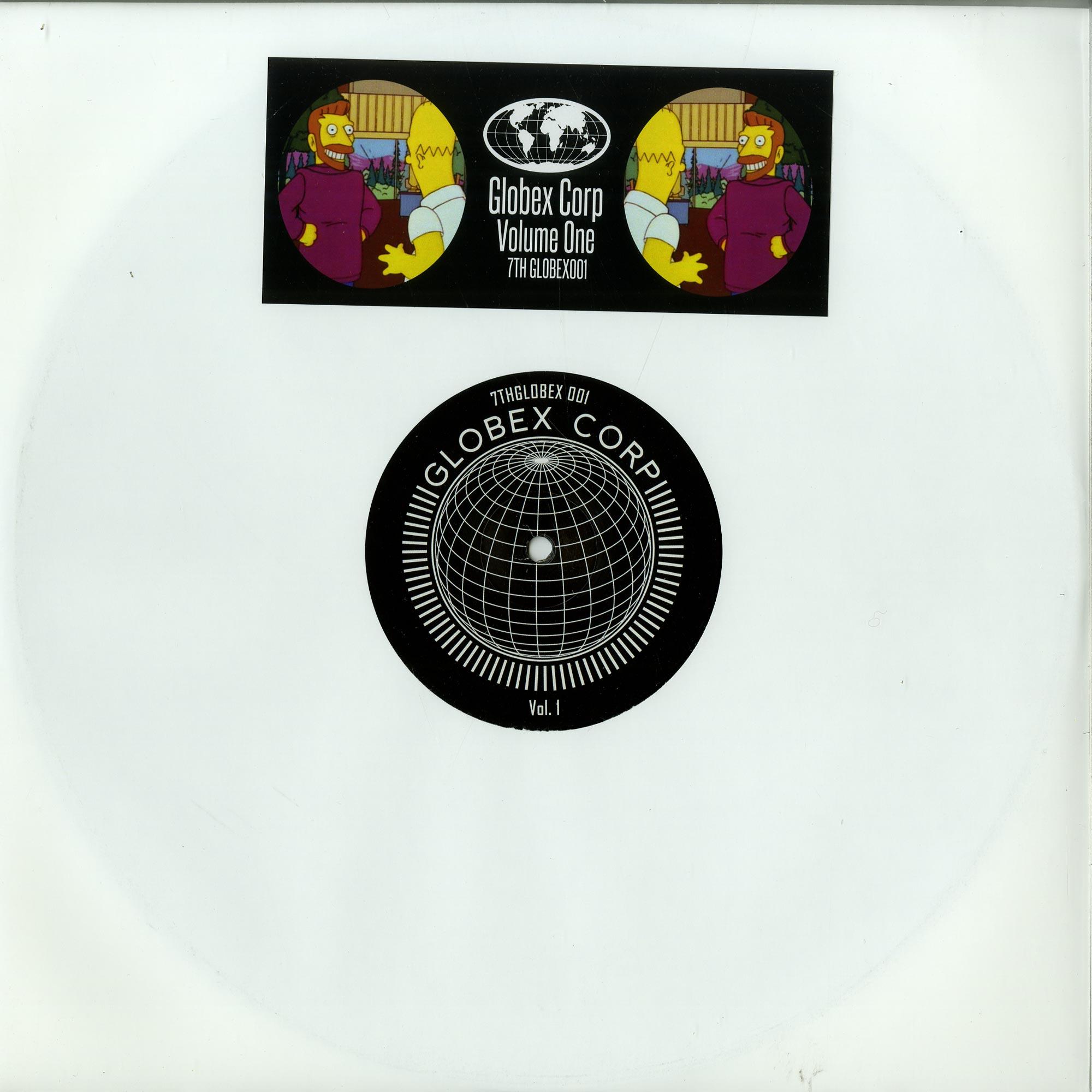 Tim Reaper & Dwarde - GLOBEX CORP VOLUME 1