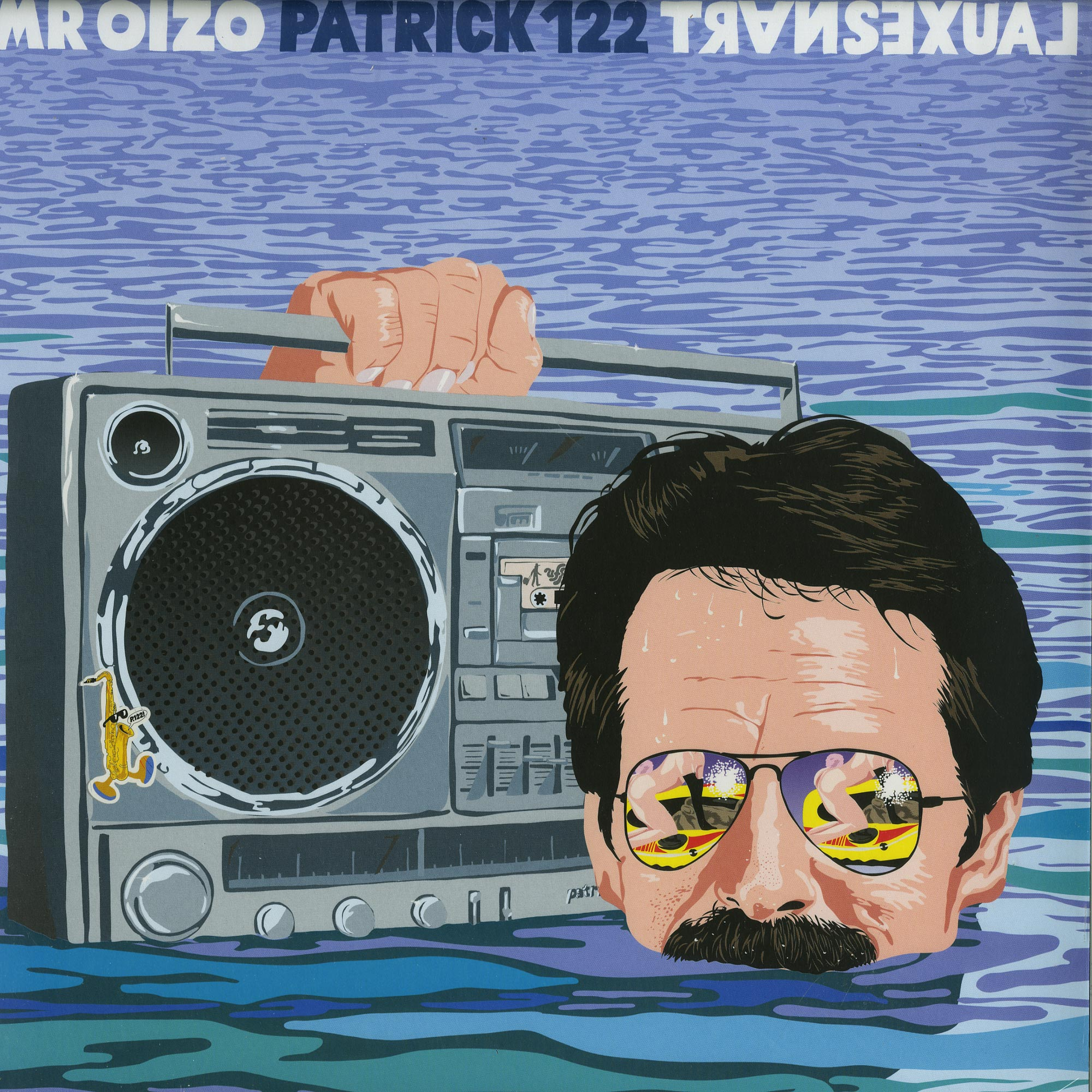 Mr. Oizo - TRANSEXUAL