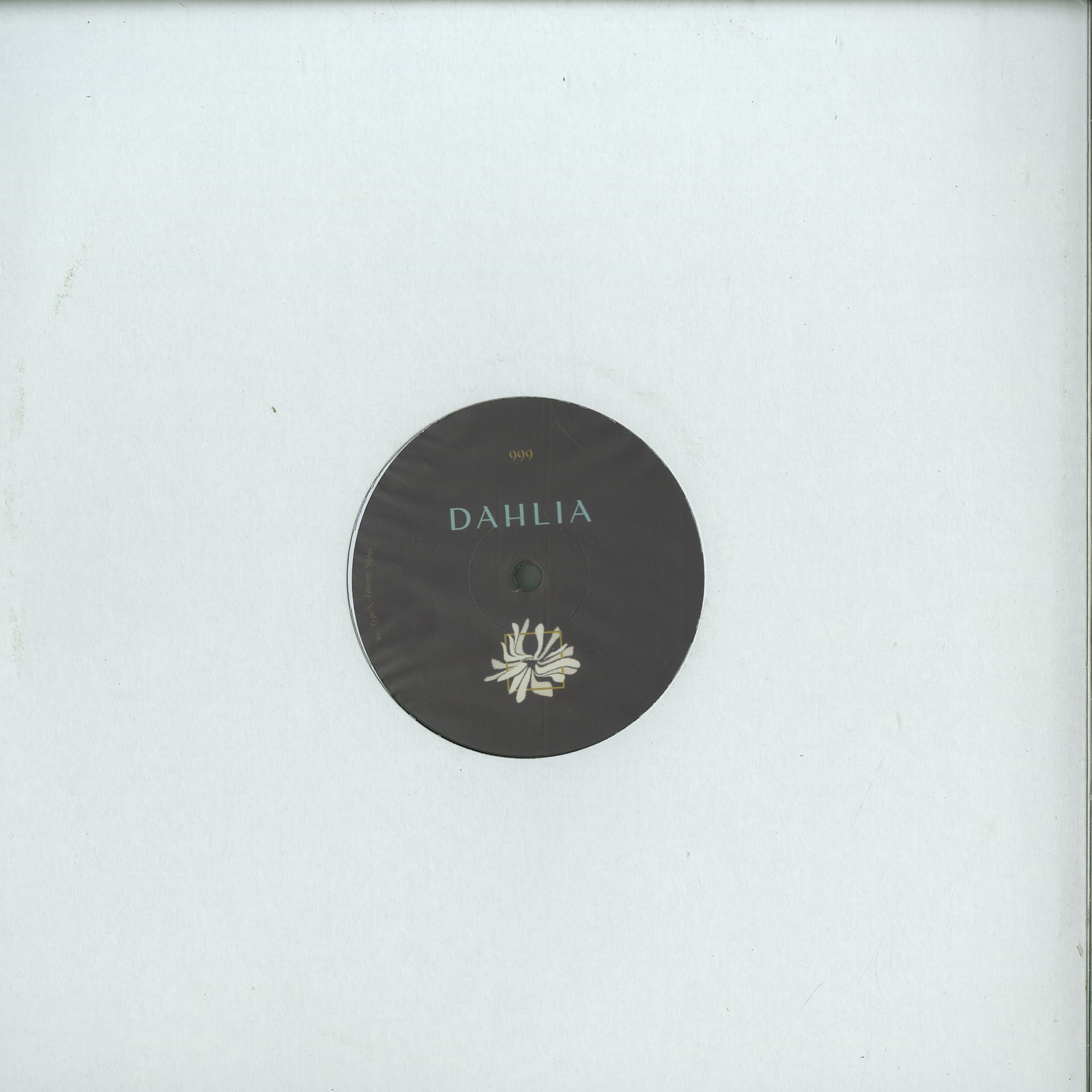 DJ Ronnie, Solah & Type X - DAHLIA999