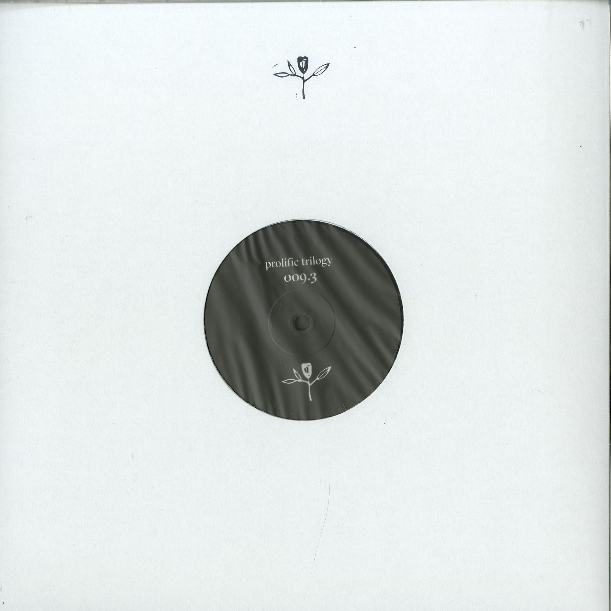 S.A.M. - PROLIFIC TRILOGY 009.3