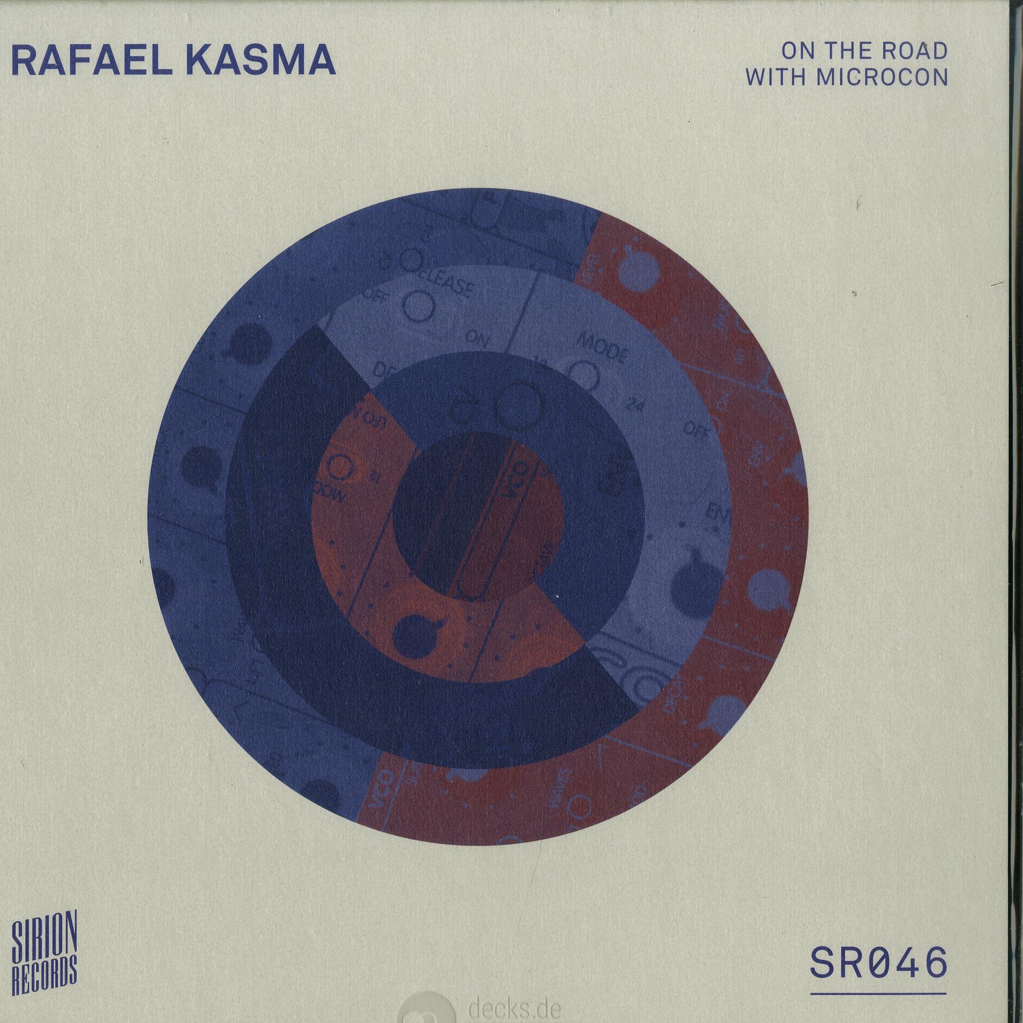 Rafael Kasma - ON THE ROAD WITH MICRON