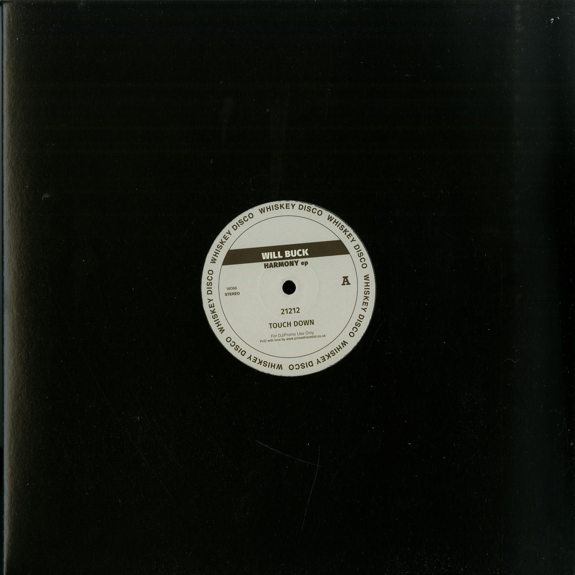 Will Buck - HARMONY EP