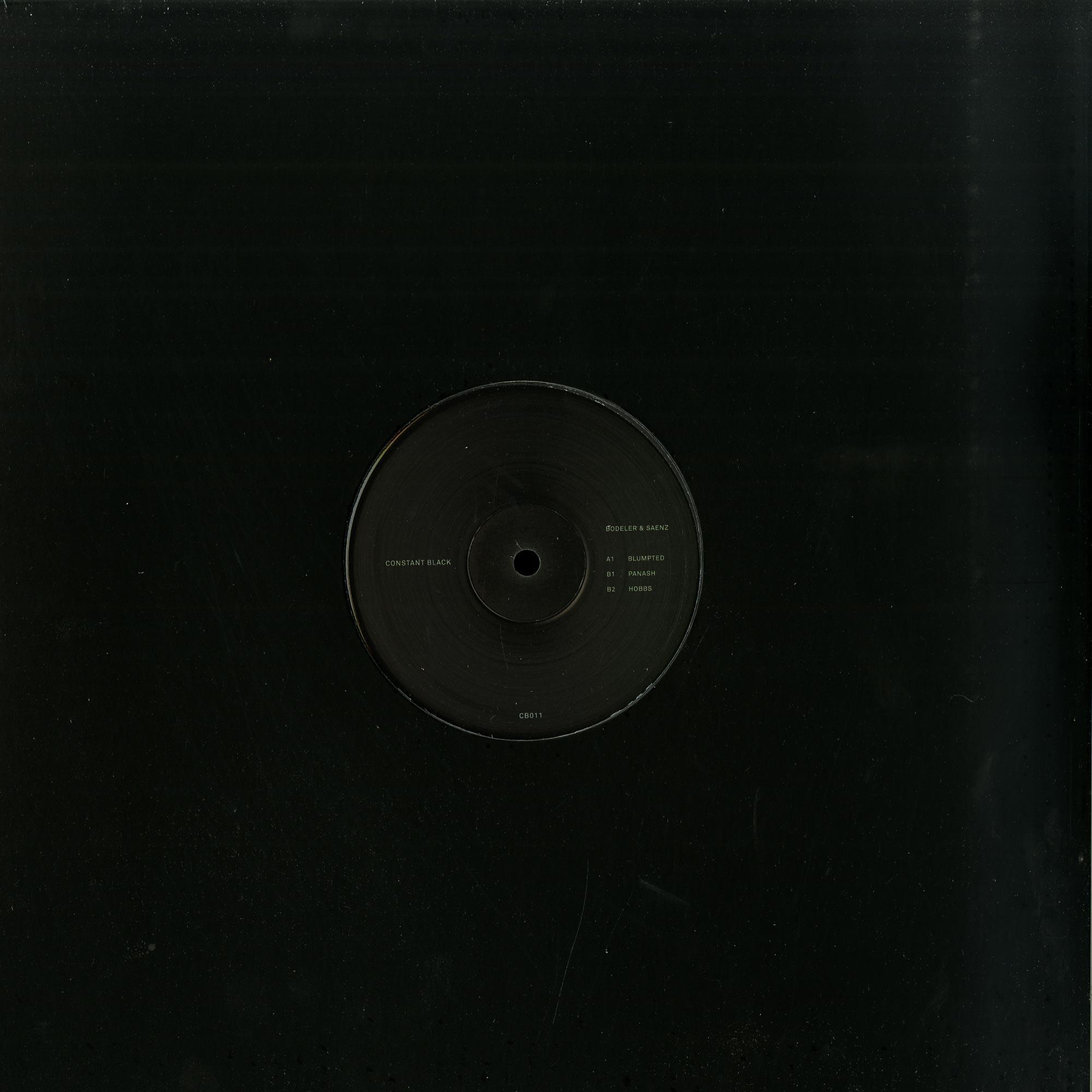 Bodeler / Saenz - BLUMPTED