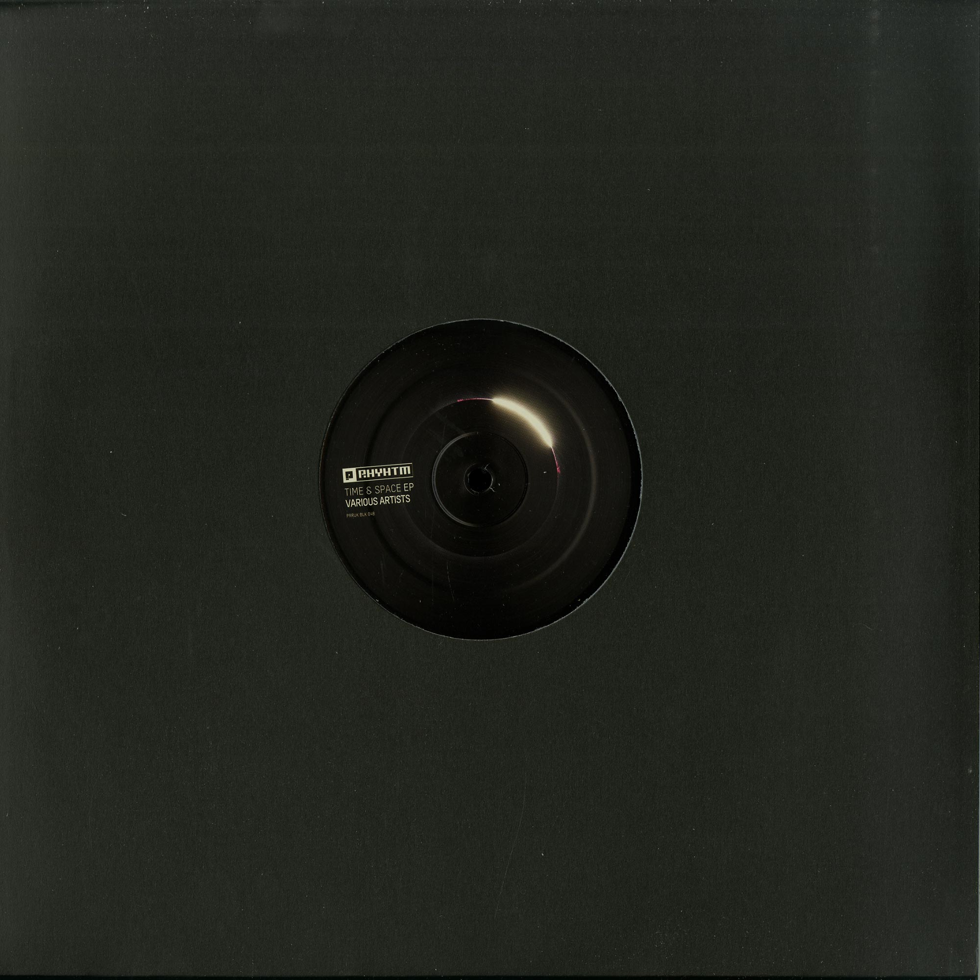 Vinicius Honorio / Berg Jaar / Rorsch / Linn Elisabet - TIME SPACE EP