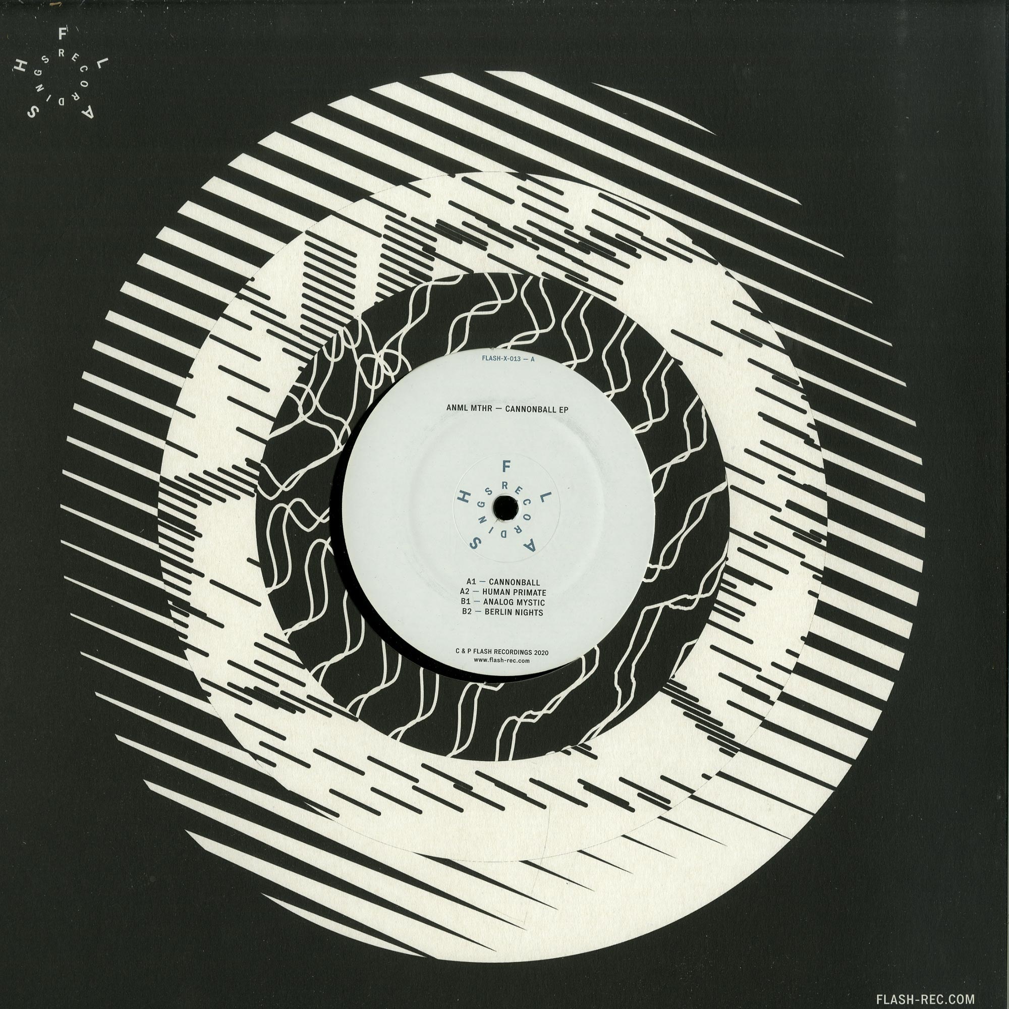 Anml Mthr - CANNONBALL EP