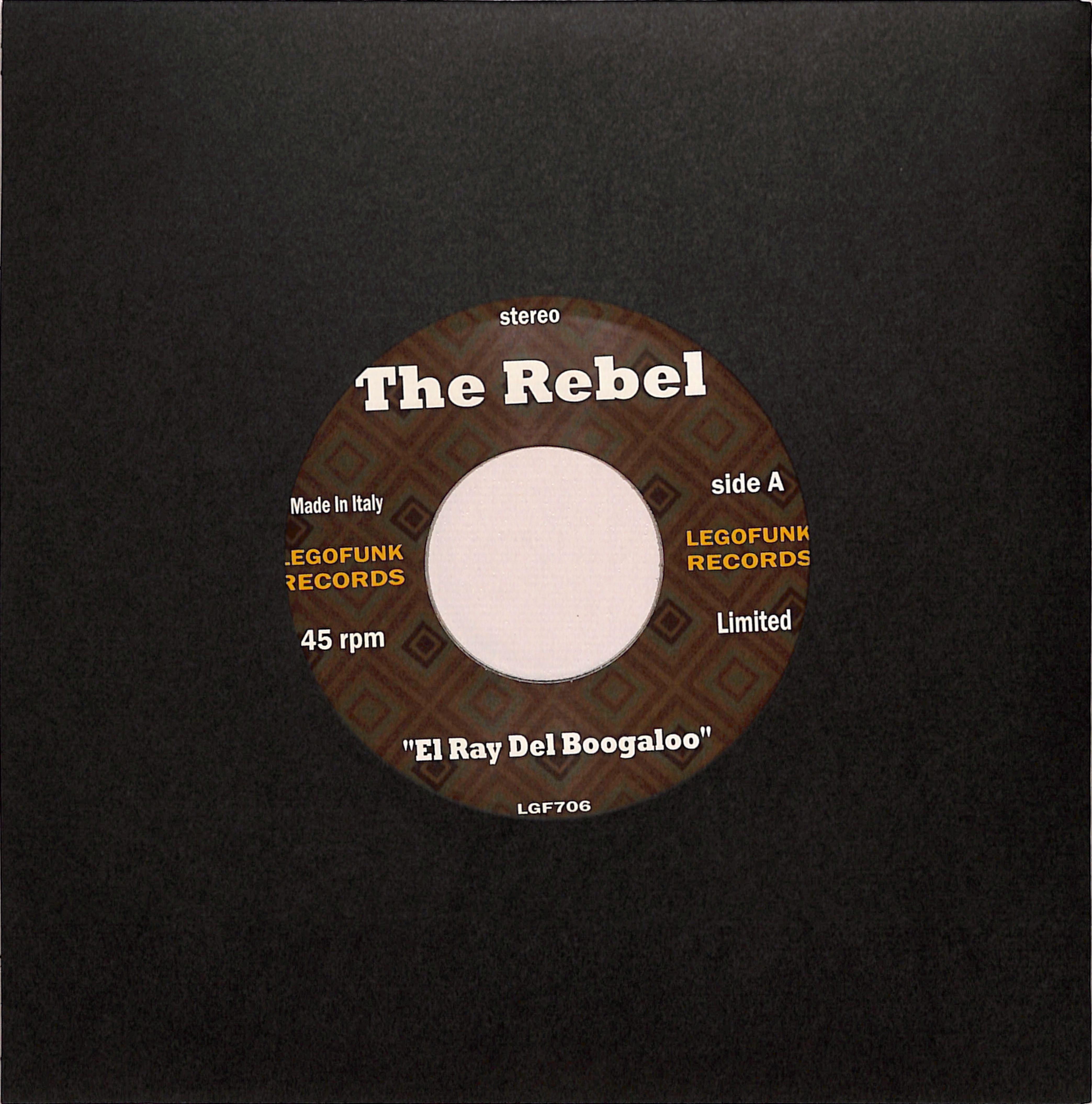 The Rebel & Pablo Ruiz - El Ray / Que Se Sepa - EL RAY / QUE SE SEPA