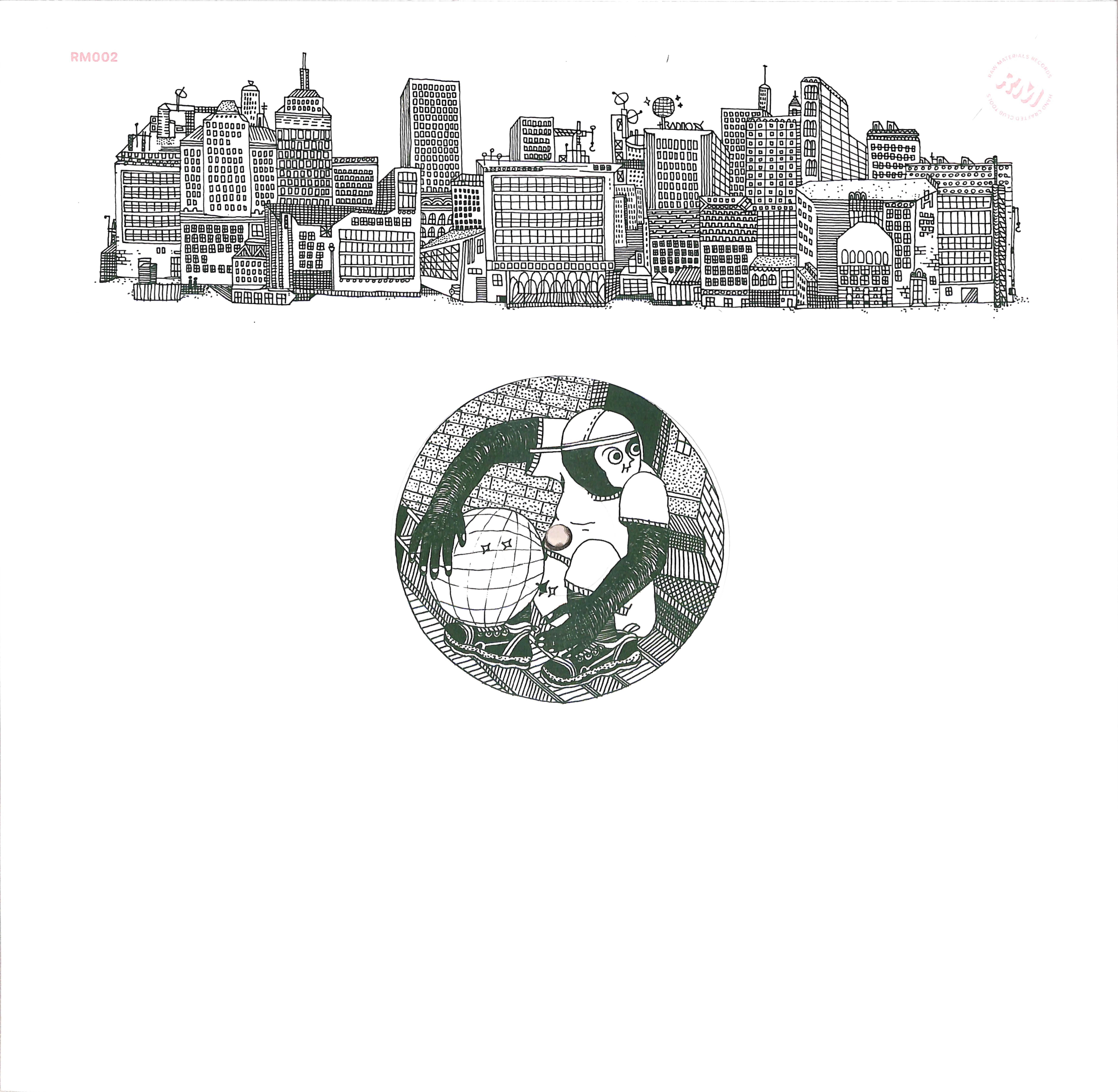 Simon Paw - PUSH FORWARD EP