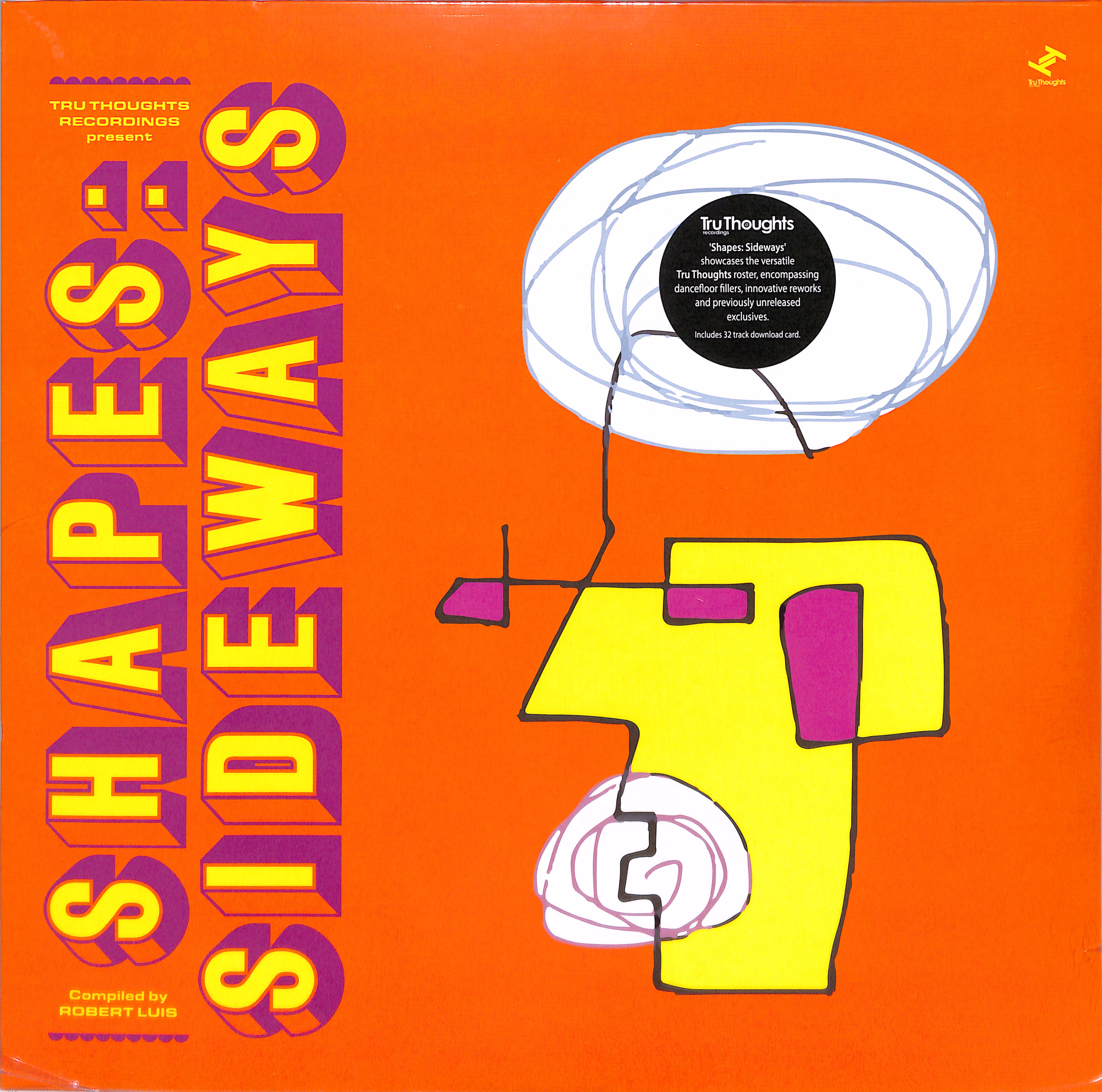 Various Artists - SHAPES: SIDEWAYS