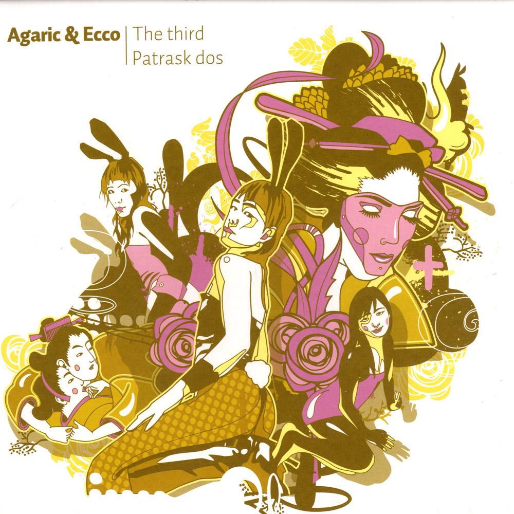 Agaric & Ecco - THE THIRD / PATRASK DOS