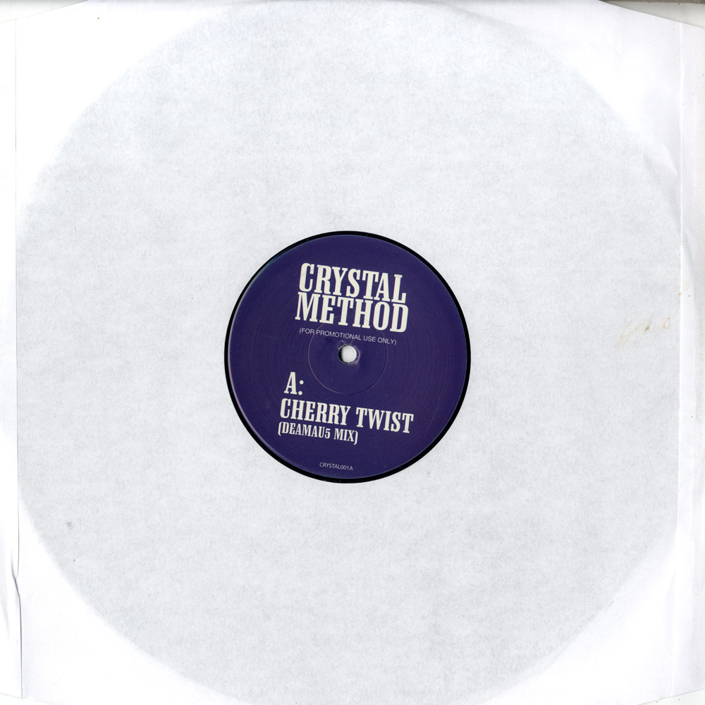 Crystal Method / Twisted Society - CHERRY TWIST / KILLER