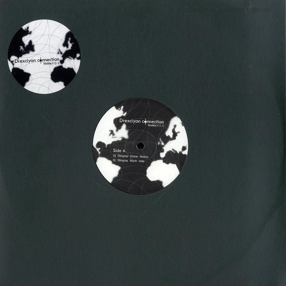 DJ Stingray / Heinrich Mueller - DREXCIYAN CONNECTION