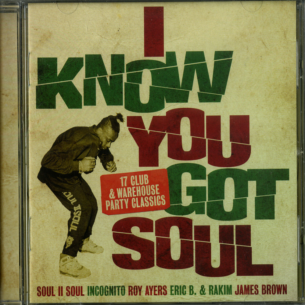 Various Artists - I KNOW YOU GOT SOUL