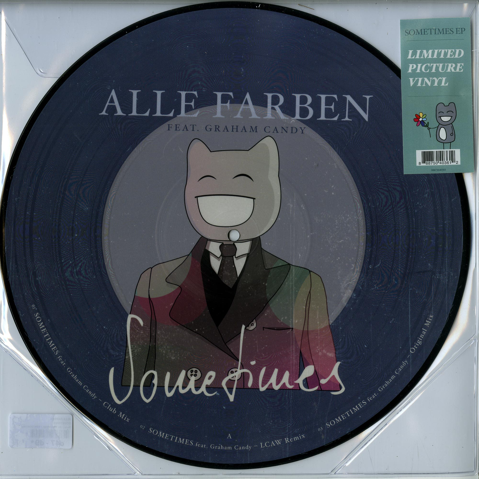 Alle Farben ft. Graham Candy - SOMETIMES