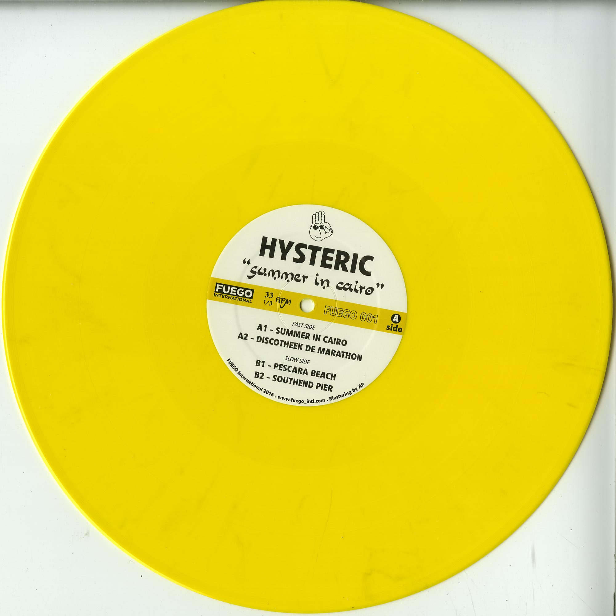 Hysteric - SUMMER IN CAIRO