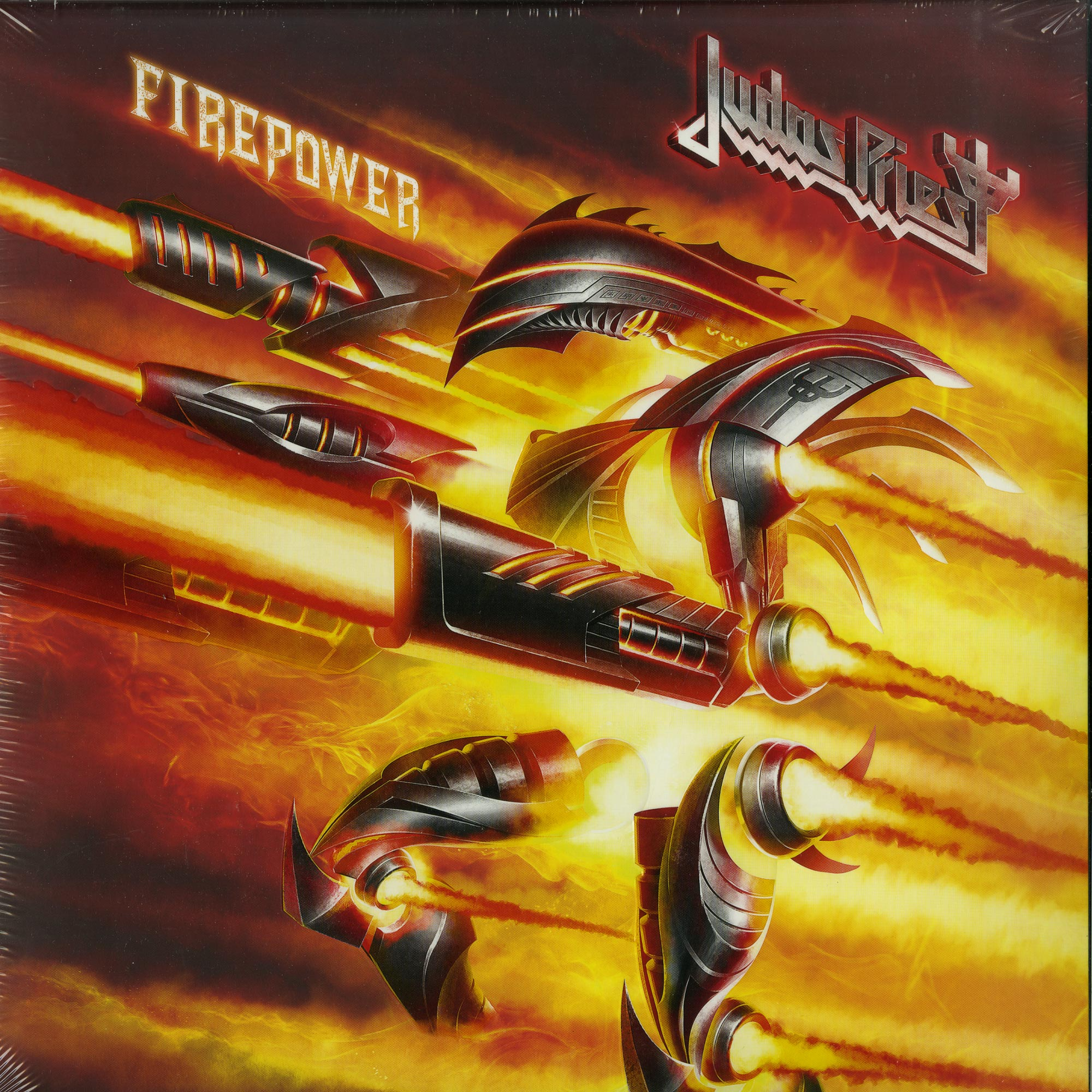 5daff210ecd Judas Priest - FIREPOWER