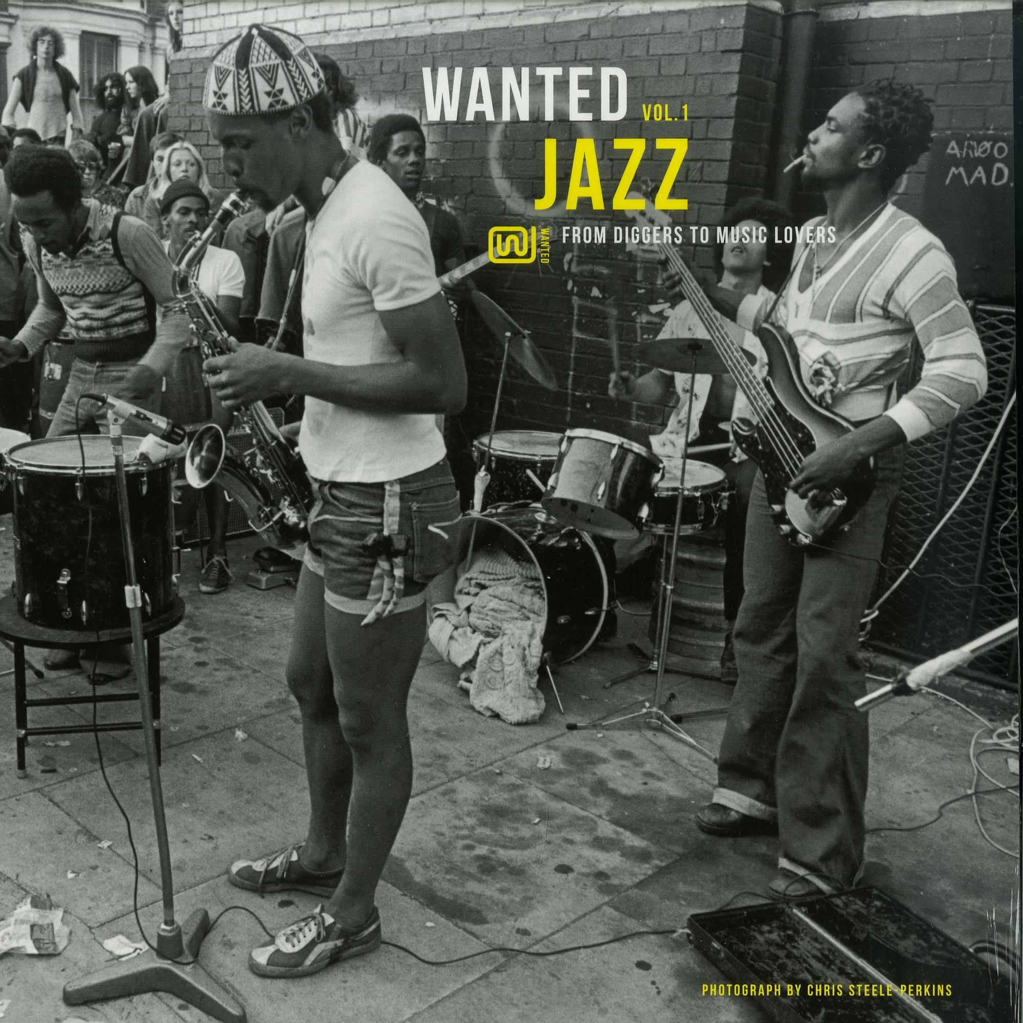 Various Artists - WANTED JAZZ VOL.1