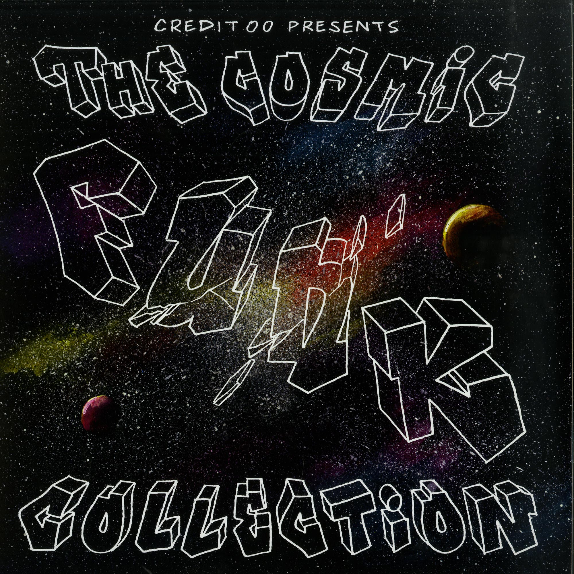 Credit 00 - THE COSMIC FUNK COLLECTION EP
