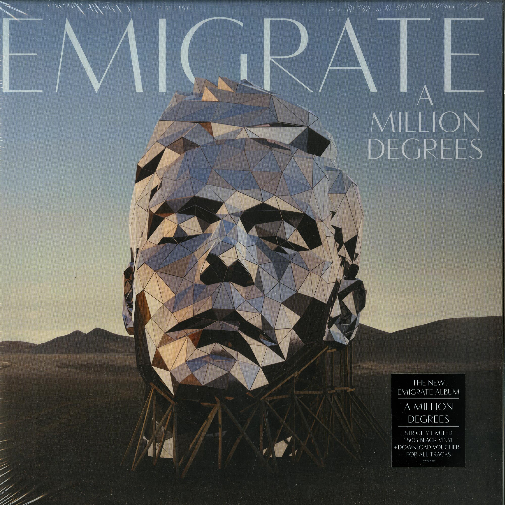 Emigrate - A MILLION DEGREES