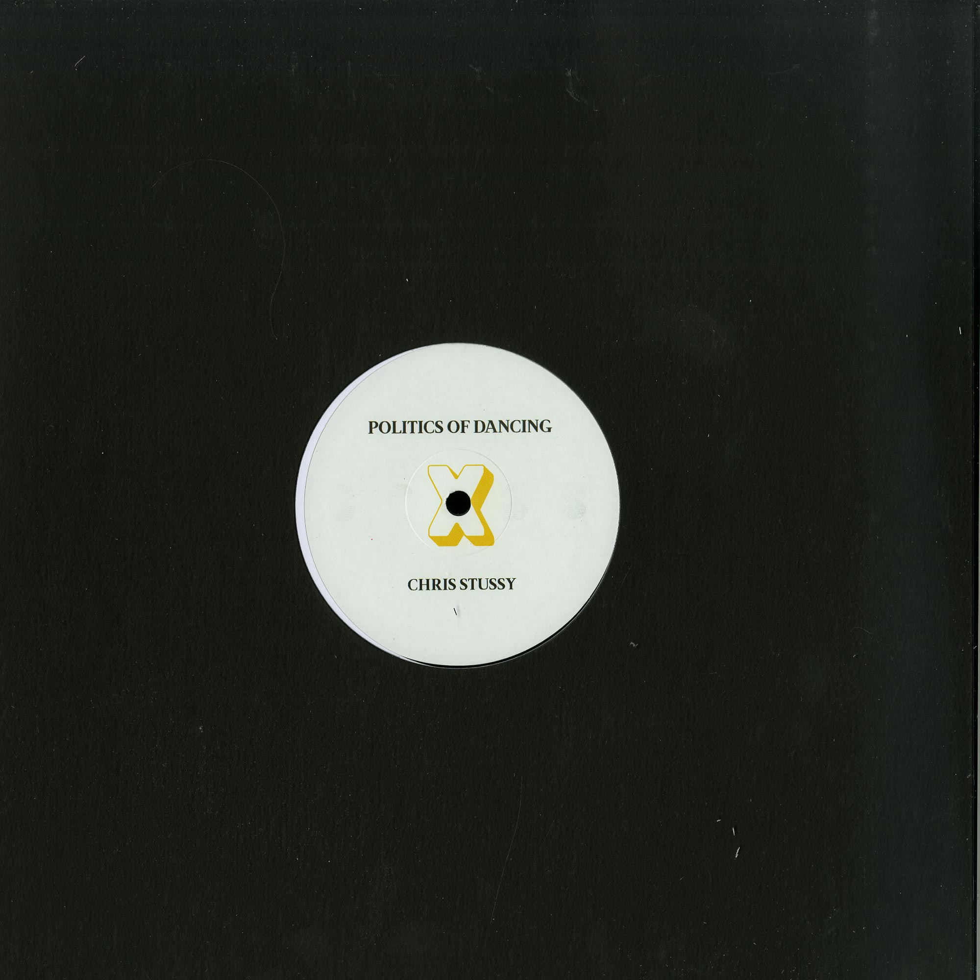 Politics Of Dancing / Chris Stussy / Sun Archive - POLITICS OF DANCING X CHRIS STUSSY & SUN ARCHIVE