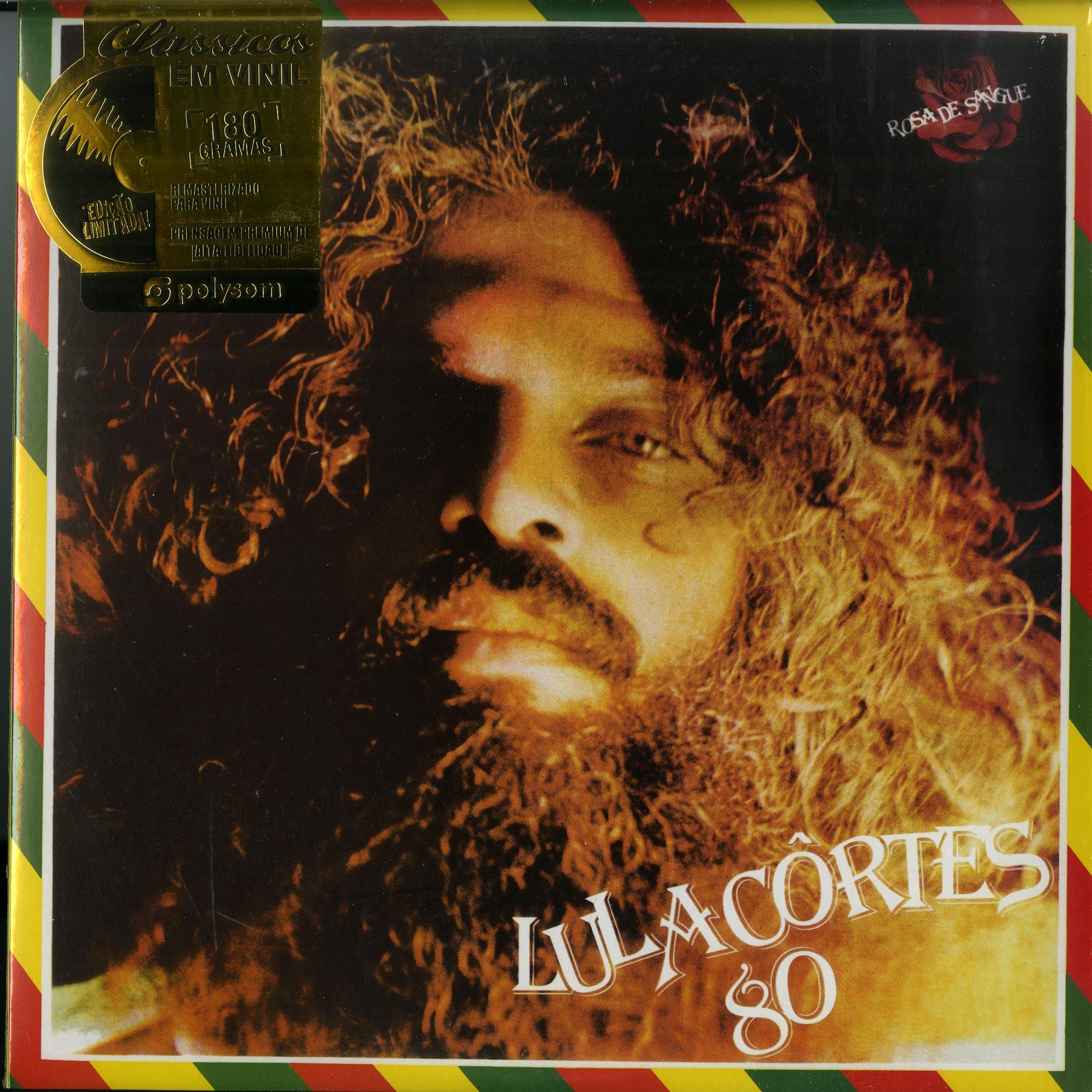 Lula Cortes - ROSA DE SANGUE