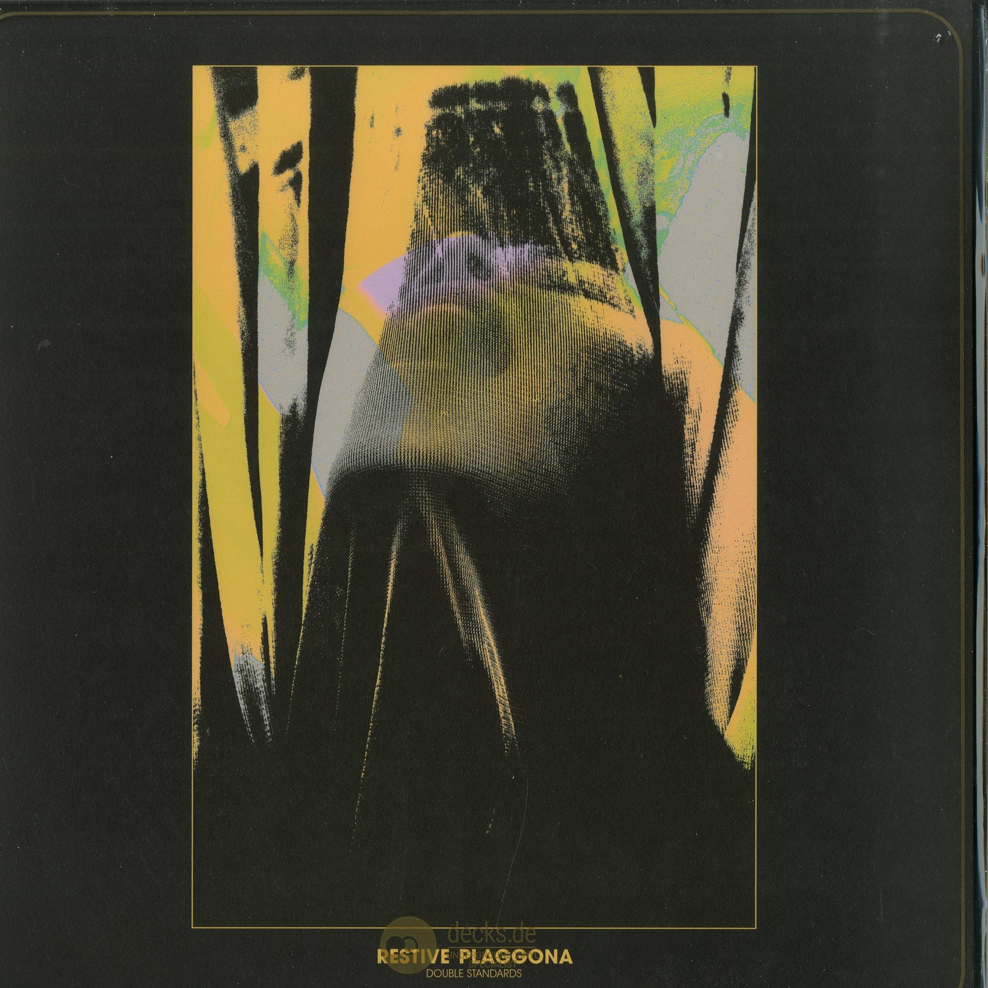 Restive Plaggona - DOUBLE STANDARDS EP