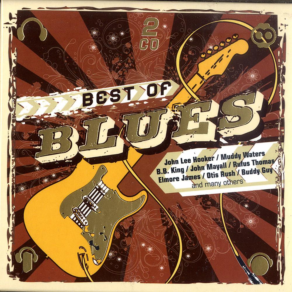 Various Artists - BEST OF BLUES