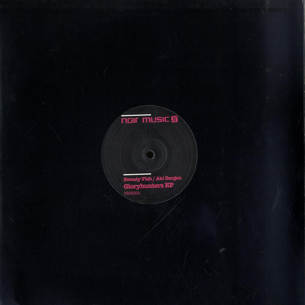 Sweaty Fish / Aki Bergen - GLORY HUNTERS EP