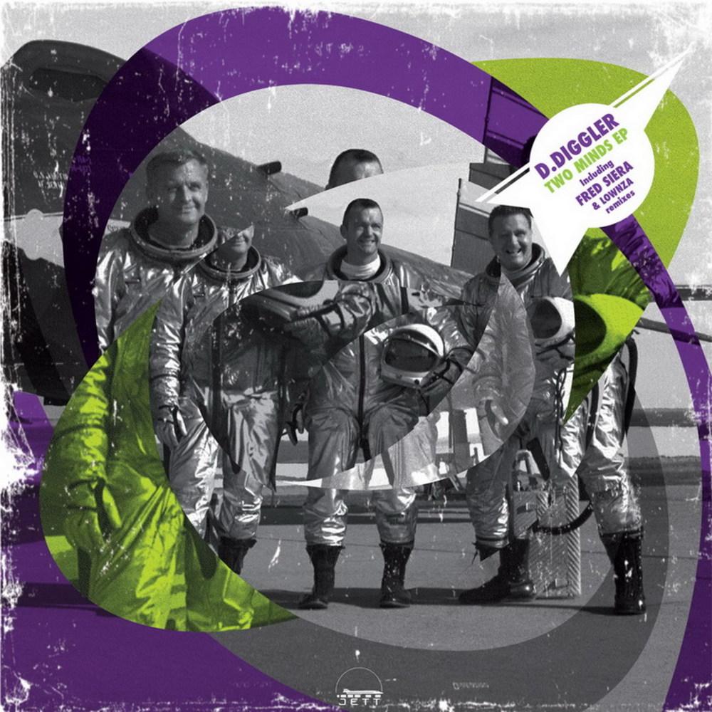 D. Diggler - TWO MINDS EP
