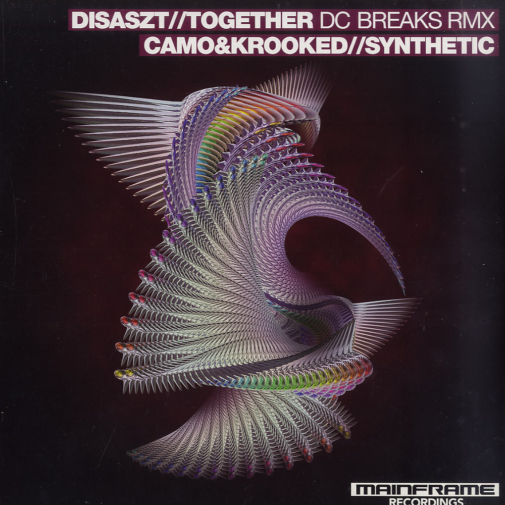 Disazt / Camo & Krooked - TOGETHER / SYNTHETIC