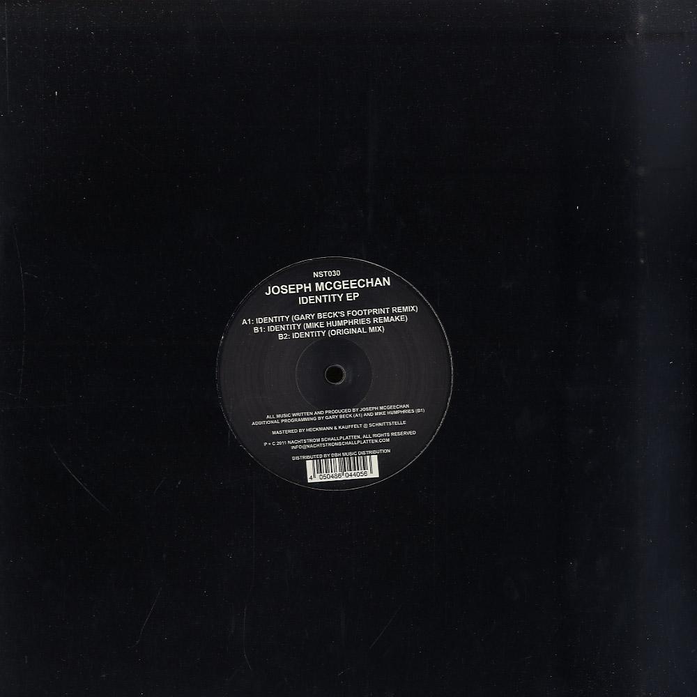 Joseph McGeechan & DJ Hi-Shock - SPLIT EP
