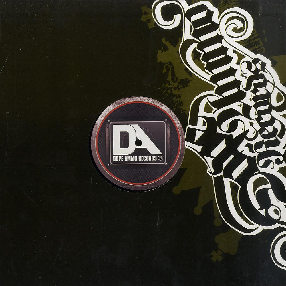 Dope Ammo & Tone Def / Erb N Dub & Deep Roots - ROLLIN