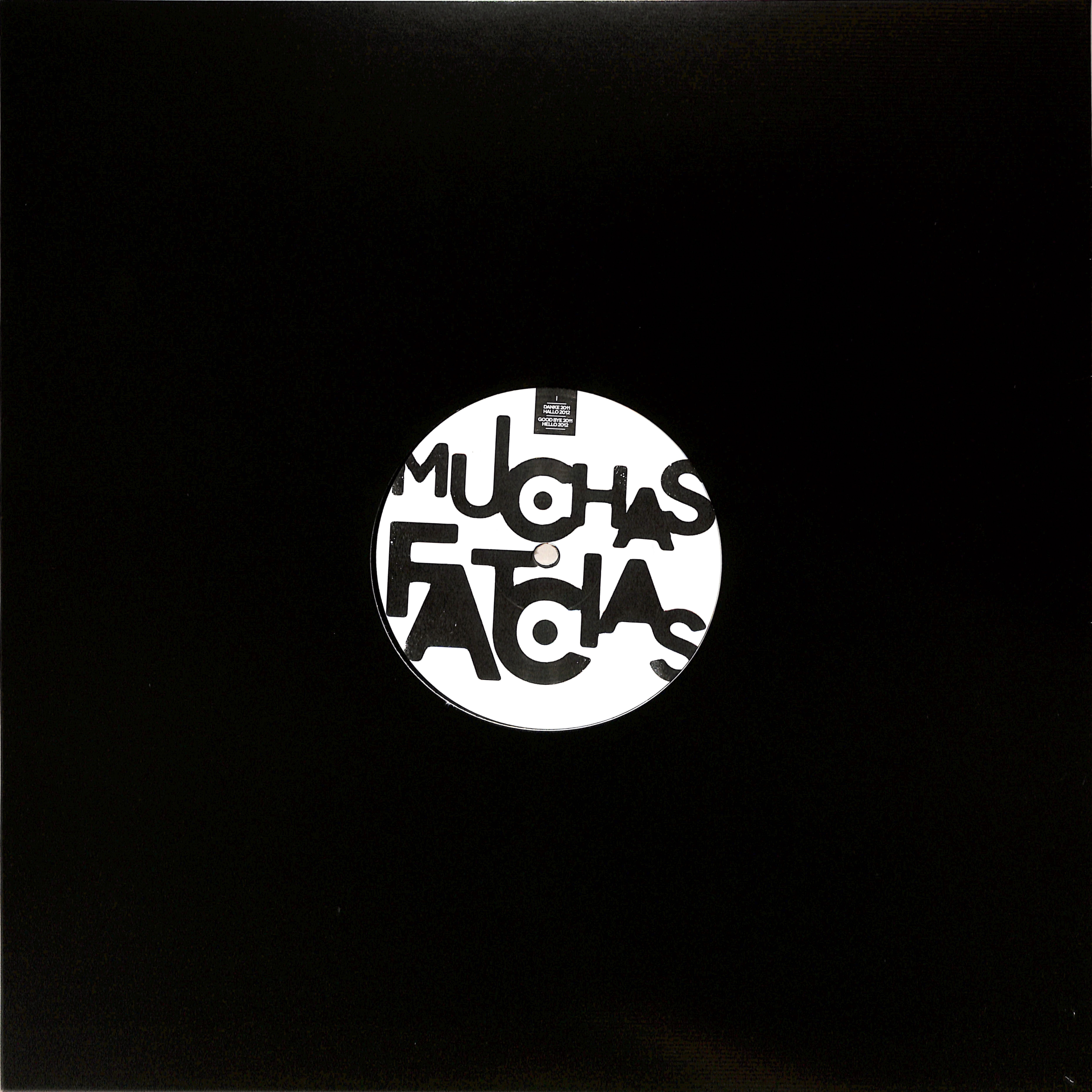 Various Artists - MUCHAS FATCIAS