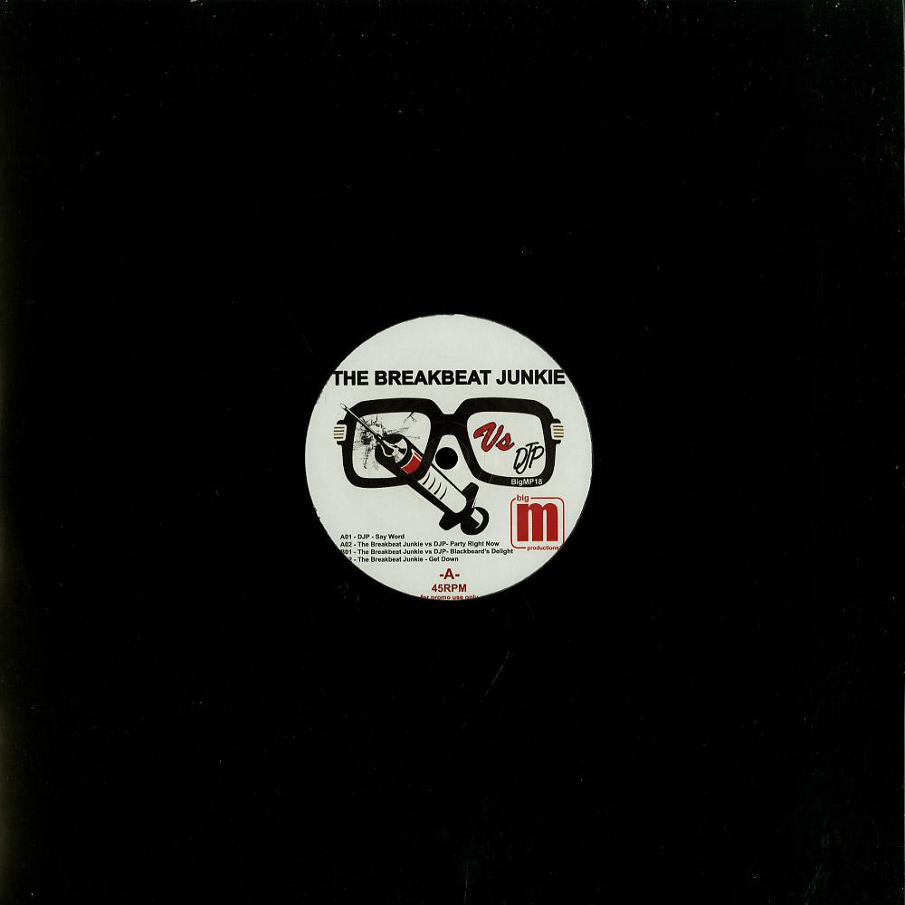 The Breakbeat Junkie - BIG M PROD. 18