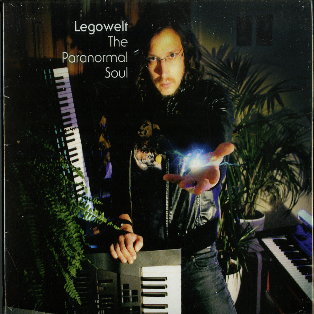 Legowelt - THE PARANORMAL SOUL