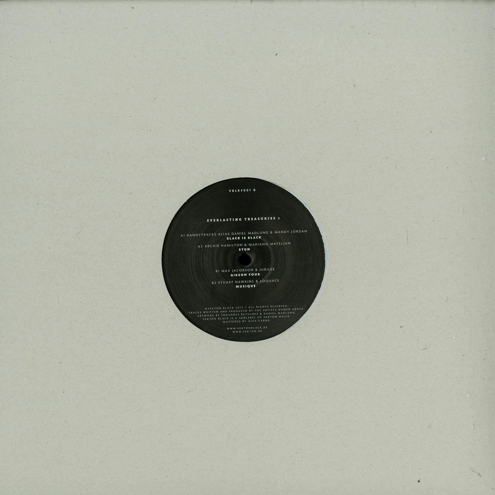 Various Artists - EVERLASTING TREASURIES 1