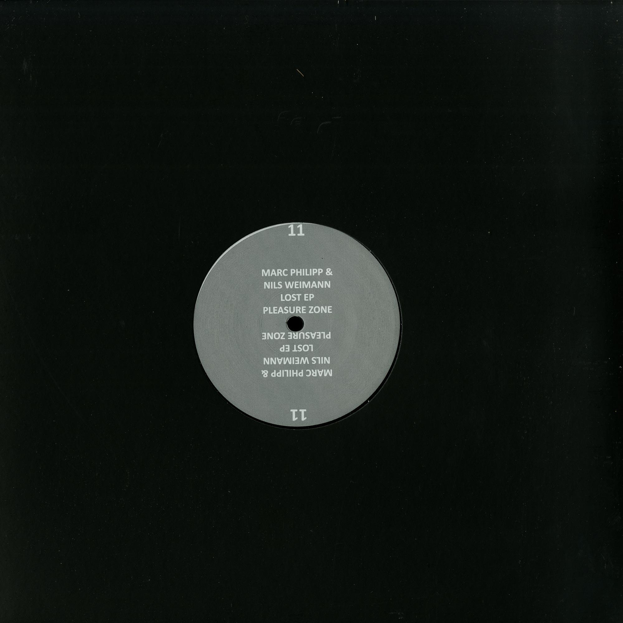 Marc Philipp & Nils Weimann - LOST EP