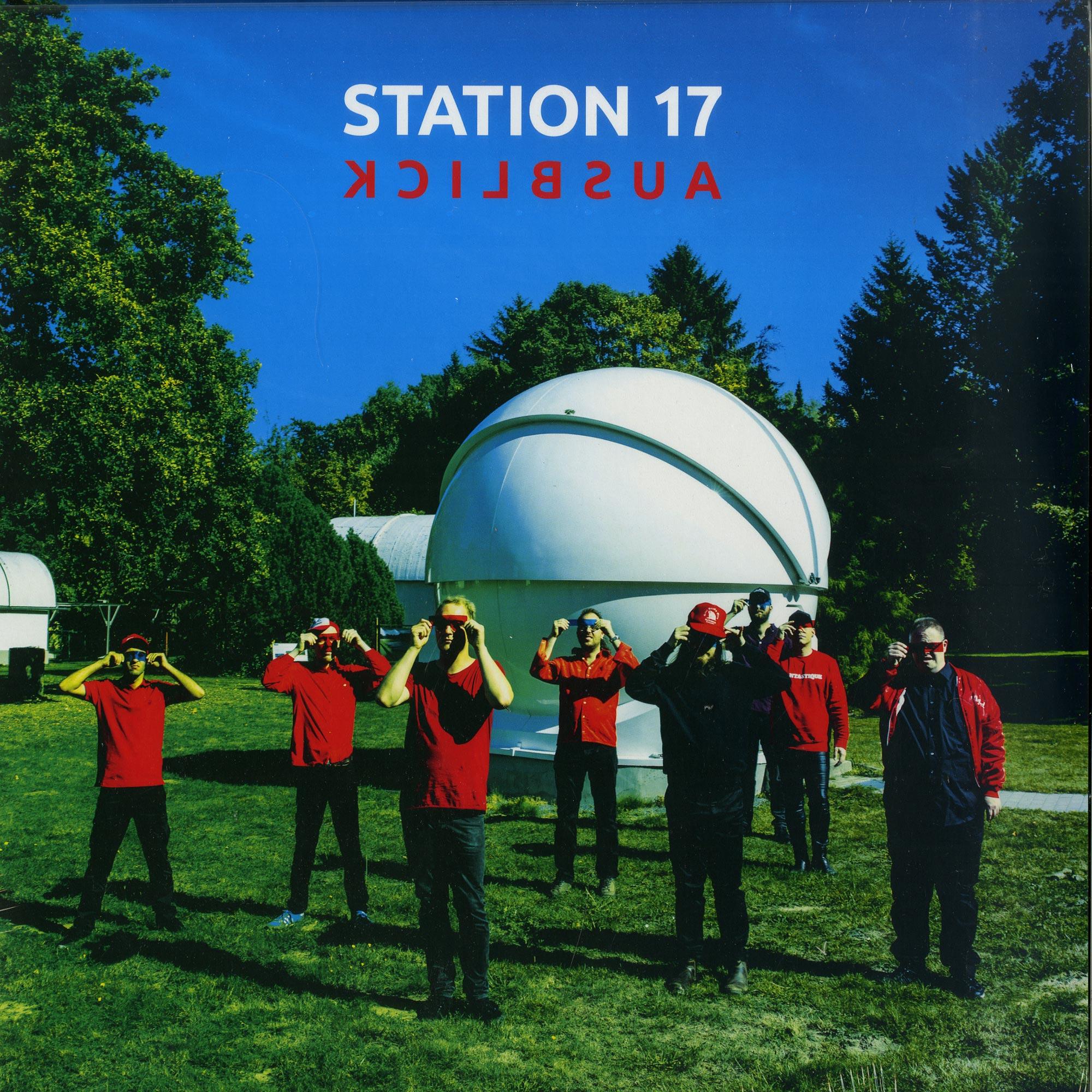 Station 17 - AUSBLICK