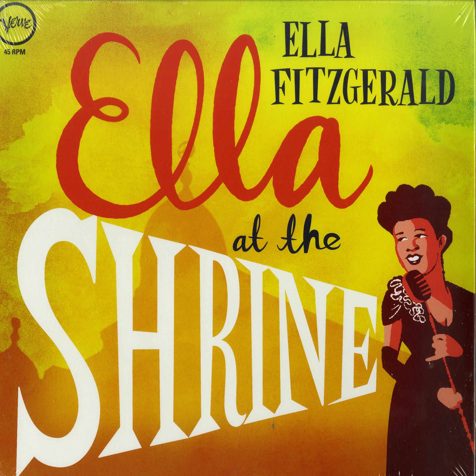 Ella Fitzgerald - ELLA AT THE SHRINE: PRELUDE TO ZARDIS
