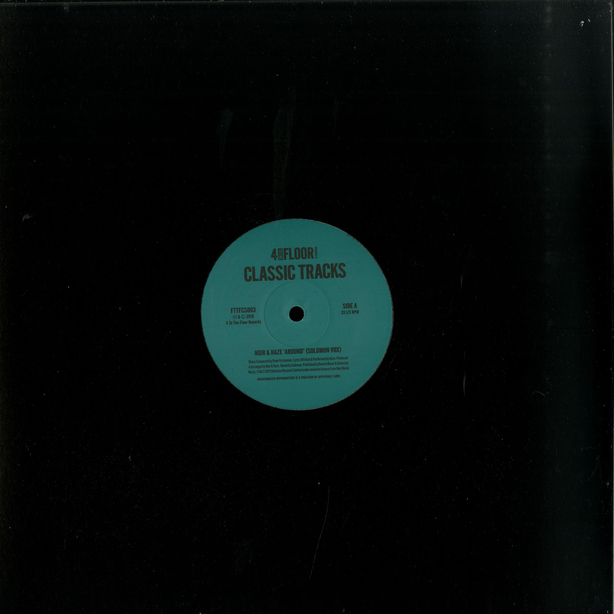 Moodymann, Noir & Haze, Chicken Lips, Solomun - CLASSICS VOLUME 2