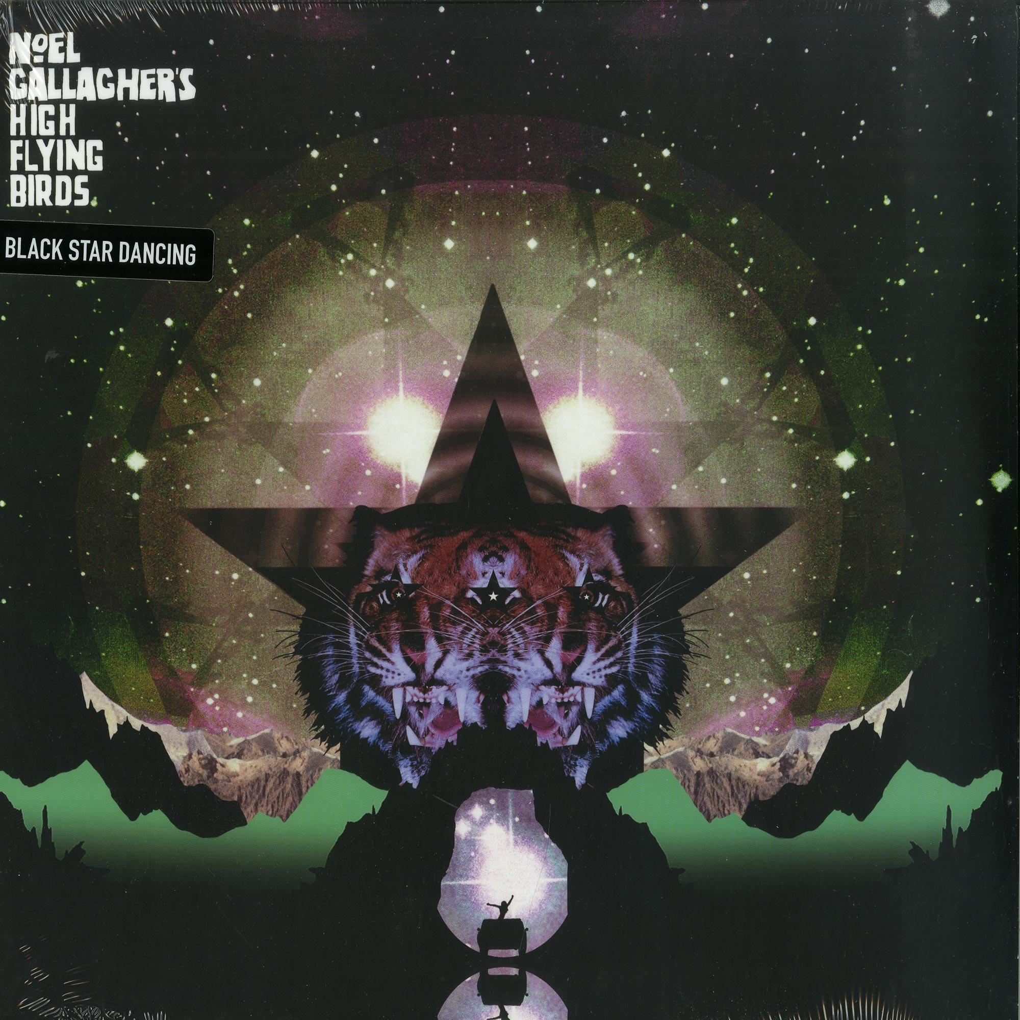 Noel Gallaghers High Flying Birds - BLACK STAR DANCING EP