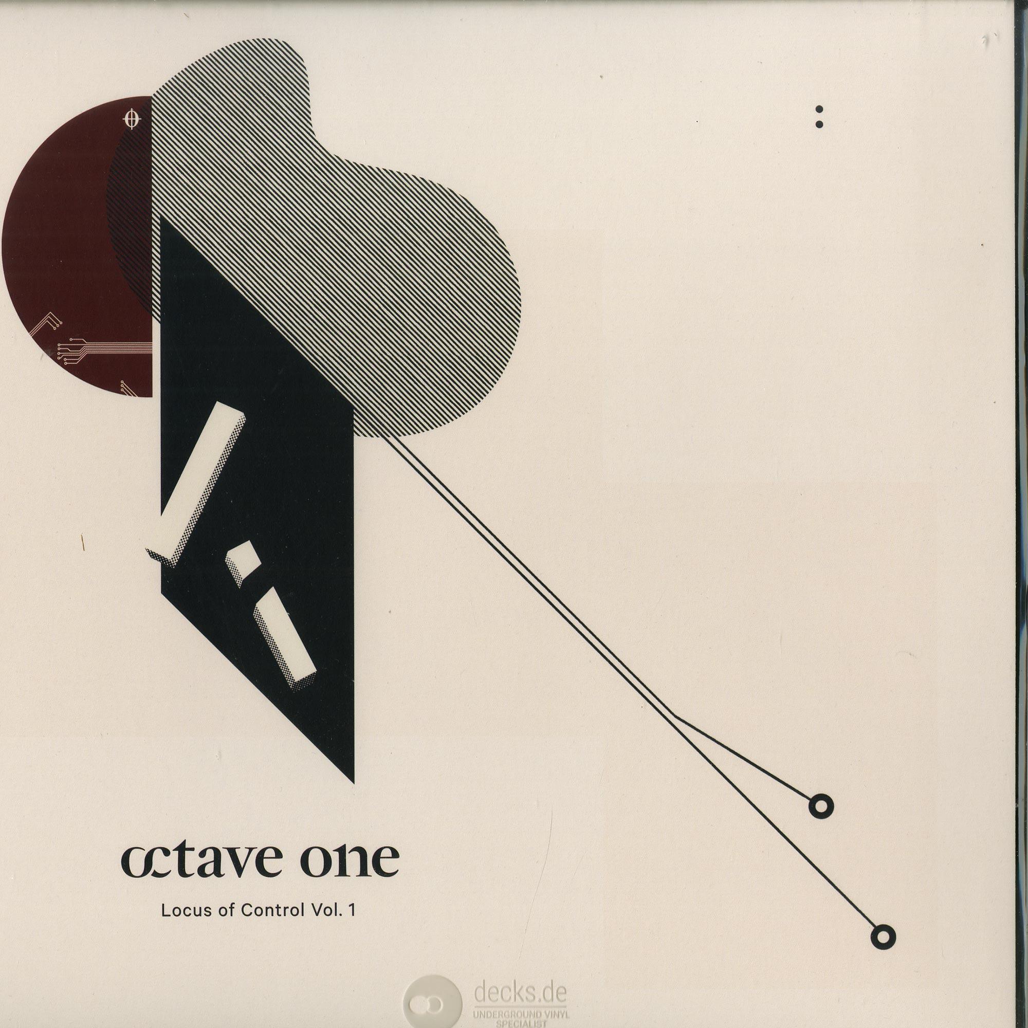 Octave One - LOCUS OF CONTROL VOL. 1