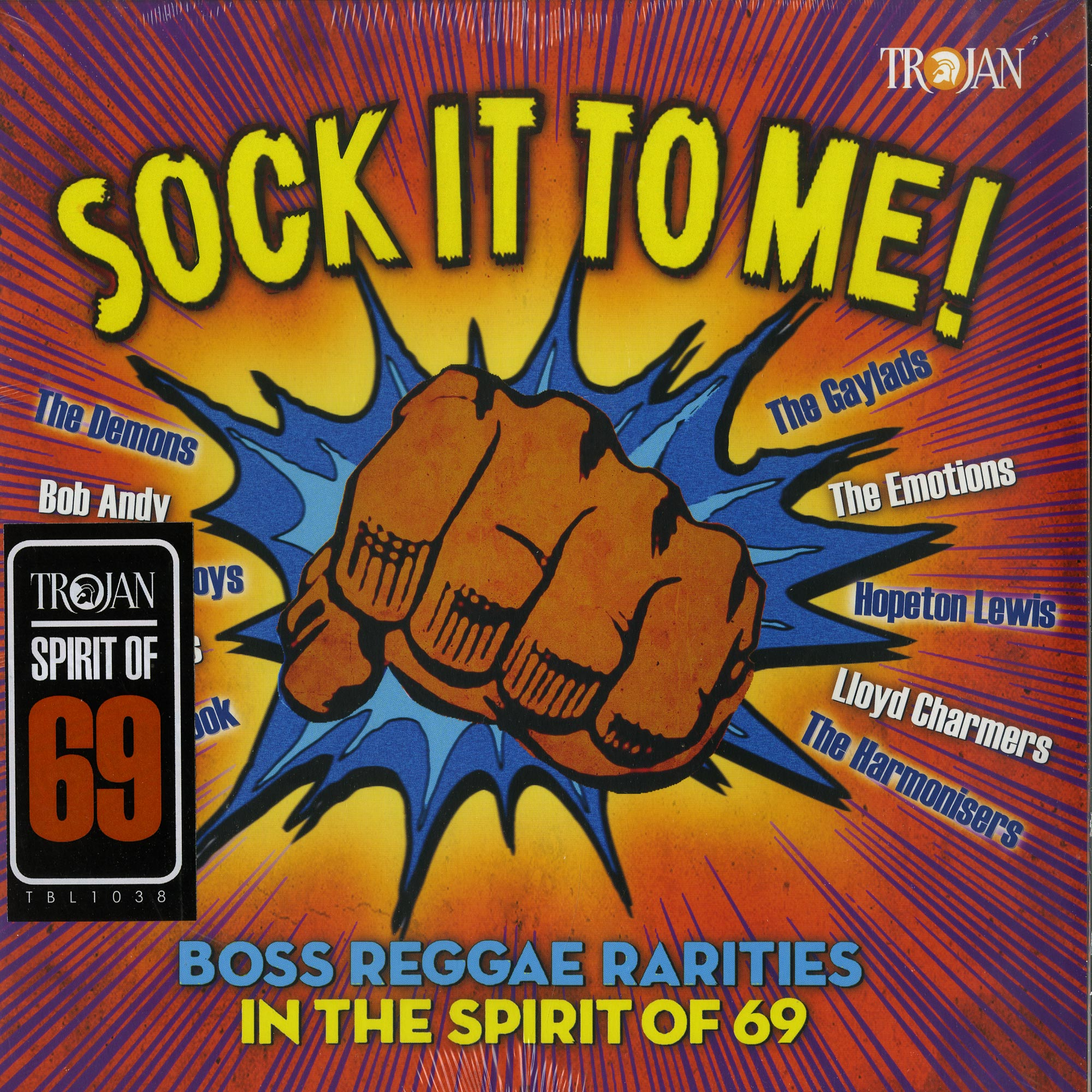 Various Artists - SOCK IT TO ME!