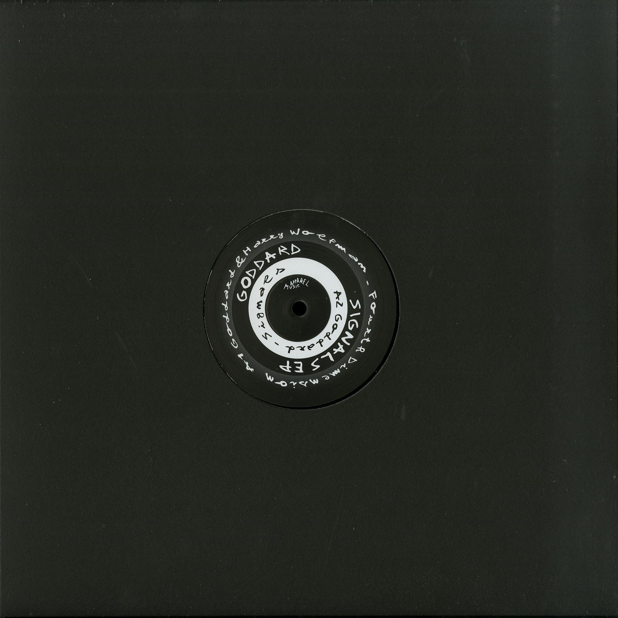 Goddard - SIGNALS EP