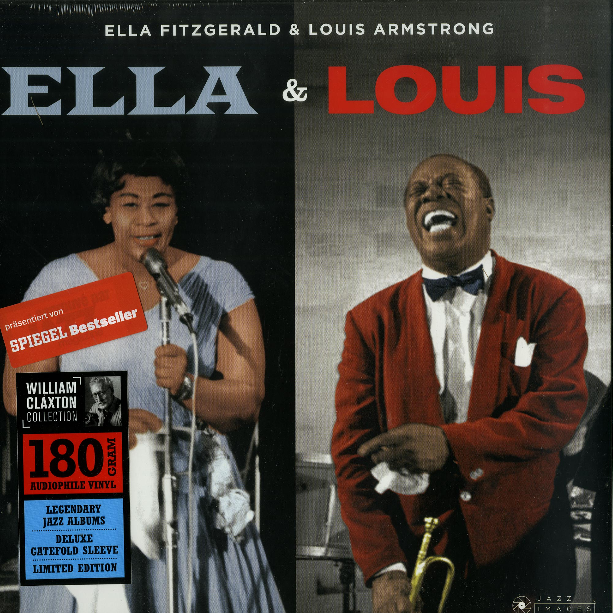 Ella Fitzgerald & Louis Armstrong - ELLA & LOUIS