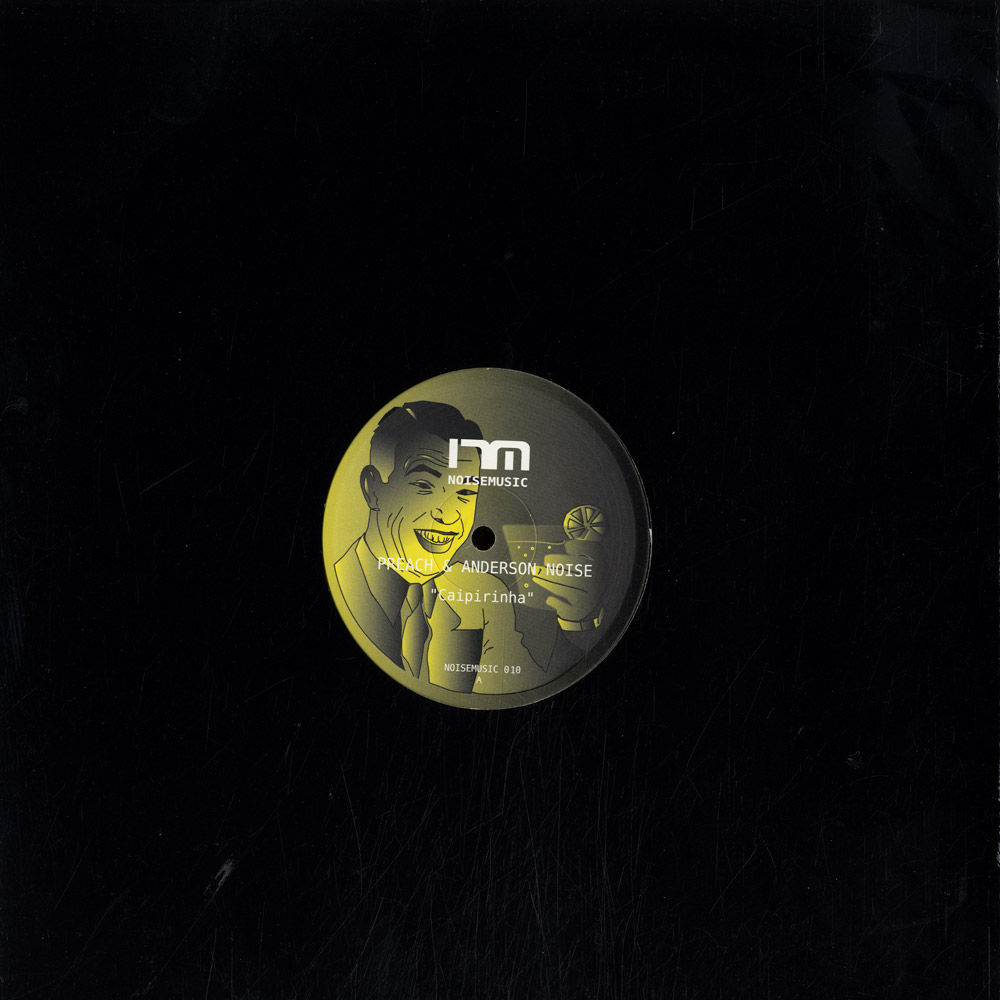 Preach & Anderson Noise - CAIPIRINHA