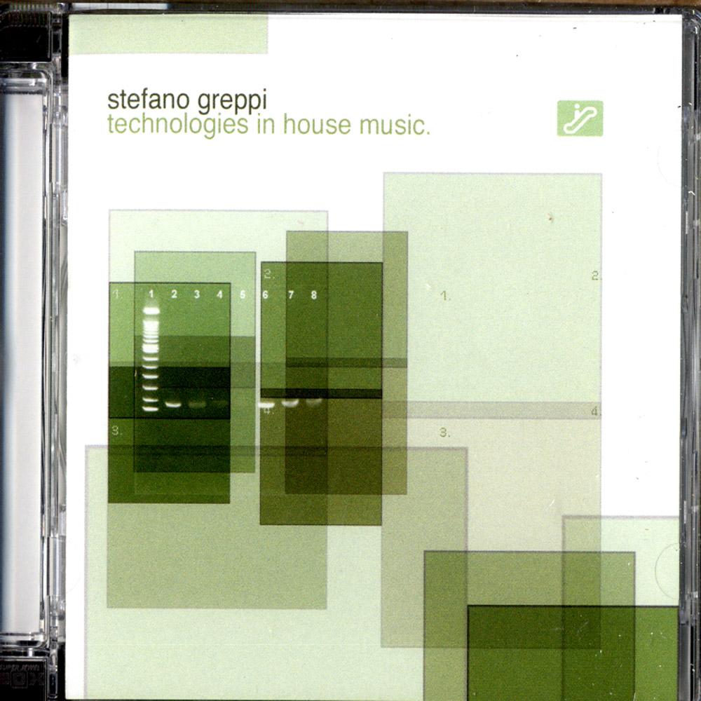 Stefano Greppi - TECHNOLOGIES IN HOUSE MUSIC