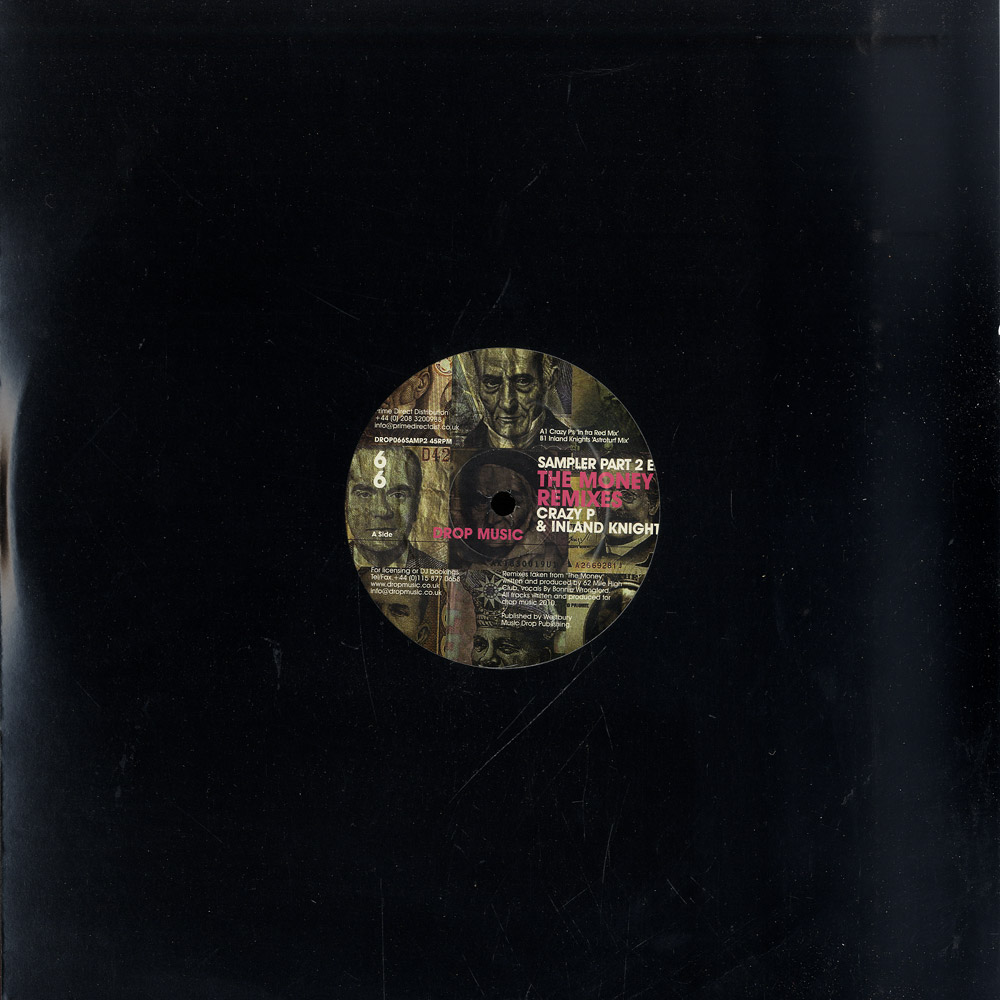Inland Knights & Crazy P - THE MONEY REMIXES